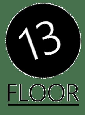 contact 13 floor