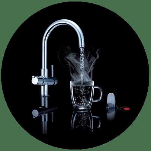 kokend water kraan kopen